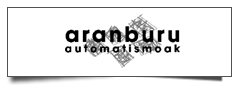 Aranburu Automatismoak - Web Design, Diseño Web